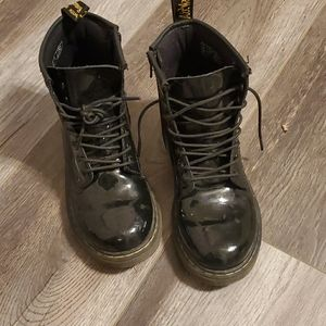 Patent Leather Doc Martens